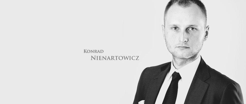 Konrad Nienartowicz